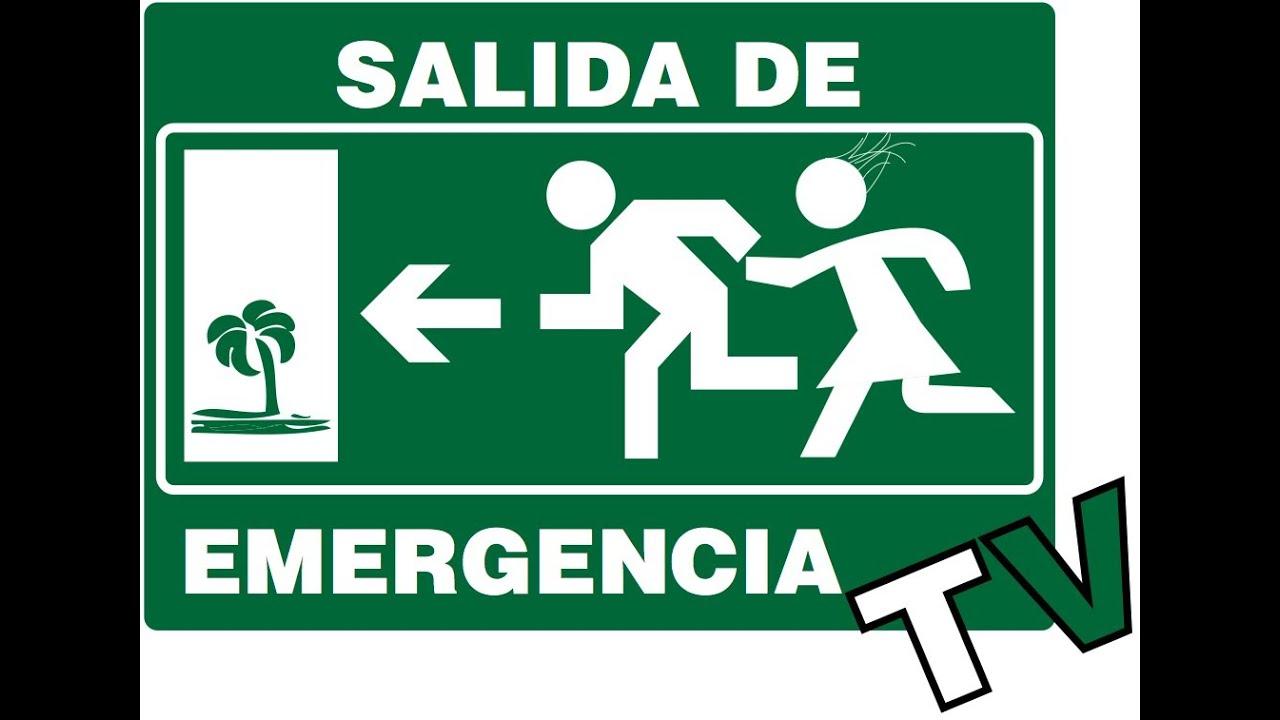 Salidas Emergencia Salida de Emergencia Sjr