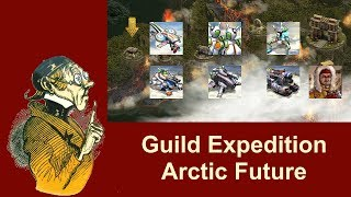 FoEhints: Guild Expedition of the Arctic Future in Forge of Empires