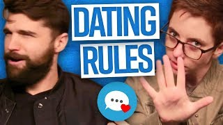 "Guys Debate the ""RULES"" of Dating in 2017 (Dude View)"