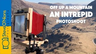 Landscape photography in Snowdonia - Y Garn