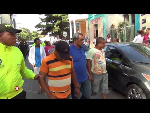 Desarticulan banda delincuencial 'Los Batutos' que estaba al servicio de 'Los Rastrojos'