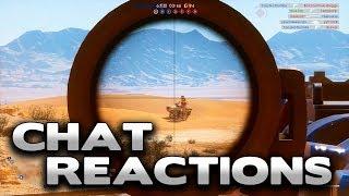 "Battlefield 1 ""through wallsa, hills and all"" - Chat Reactions 7"