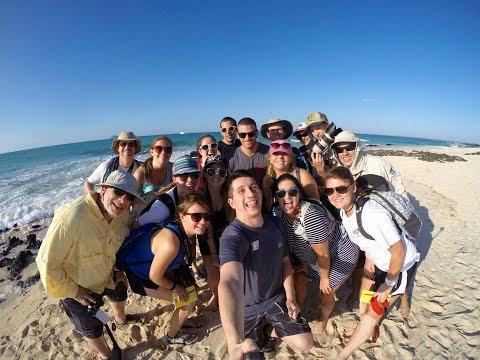 Chapman University - Interterm Galapagos Travel Course 2015