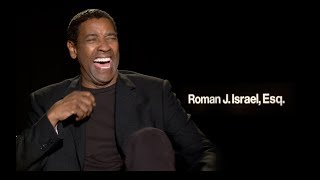 Denzel Washington Interview: ROMAN J. ISRAEL, ESQ.