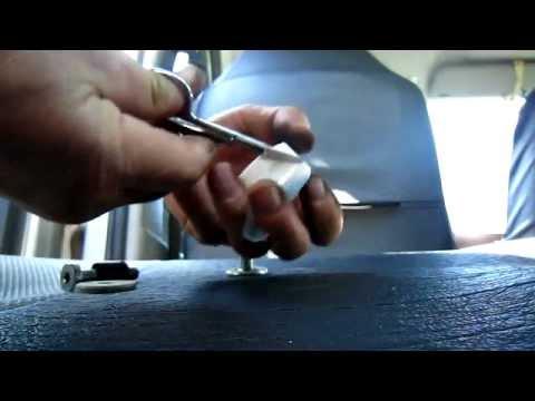 Видео ремонта и замены замка двери Renault Logan (Рено Логан)