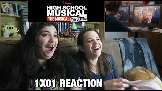 HIGH SCHOOL MUSICAL THE MUSICAL: THE SERIES 1X01 REACTION