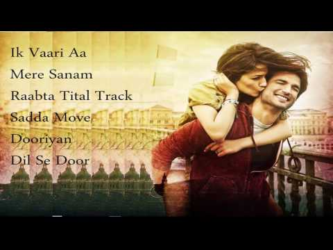 download lagu Raabta Full  Jukebox  Sushant Singh  Kriti gratis