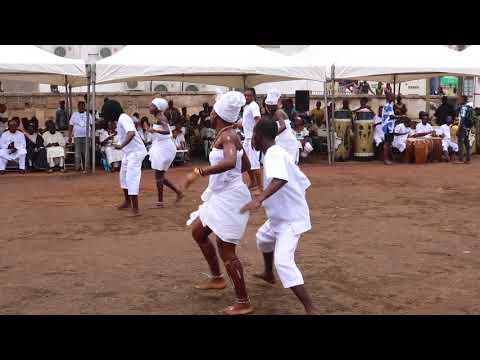 GA KPANLOGO MUSIC AND DANCE IN ADABRAKA