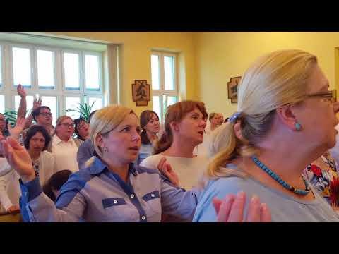 Charbel TV-Modlitwa O Uzdrowienie I Uwolnienie-rekolekcje W Częstochowie 13.05.2018