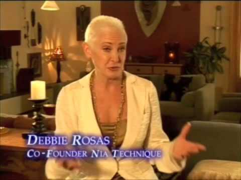 Debbie Rosas and the Nia Technique on South African television