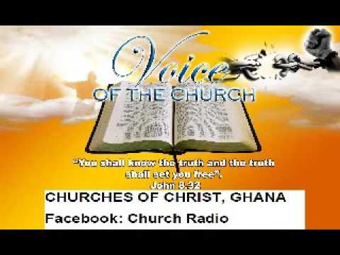 Topic Repentance  p2 repeated ,  Preacher Anthony Oteng Adu, Church of Christ, Ghana  14 05 2016