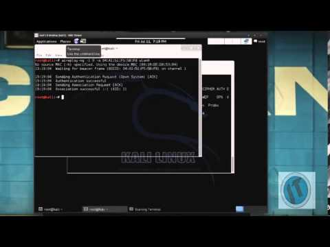 Hack Wep Wireless Networks! 480p video