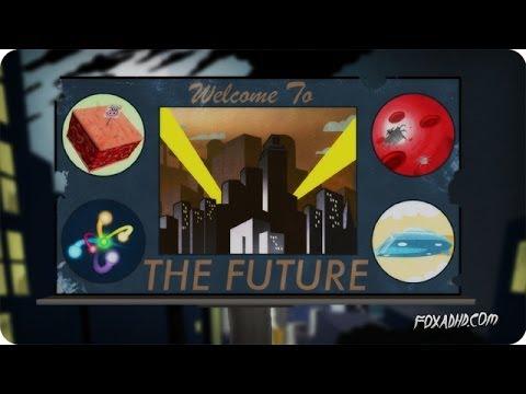 Vítejte v budoucnosti