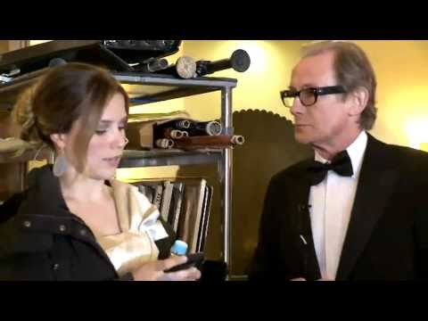 Chalet Girl - A Day on set with Bill Nighy