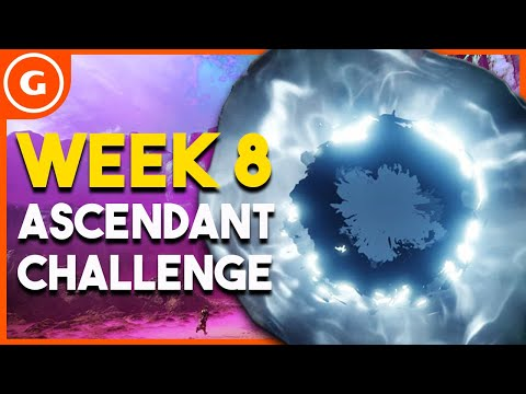 Destiny 2: Forsaken - Week 8 Ascendant Challenge Location Guide (Oct. 23-30) thumbnail