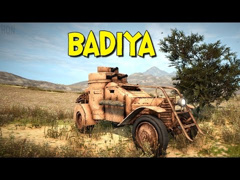 Badiya - The New Open World - WWII Style MMO Survival Arabian Game Trailer