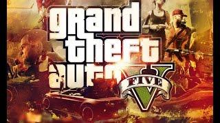 GTA V PC Первый Взгляд #1