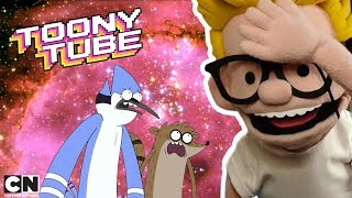 Regular Show - EPIC FAIL dans la cuisine ! | Toony Tube | Cartoon Network