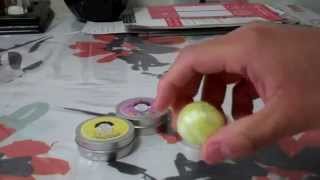 Easter Basket 2015 Thinking Putty Review-Easter Grass, Baby Chick & Egg Hunt!(WITH shoutouts)