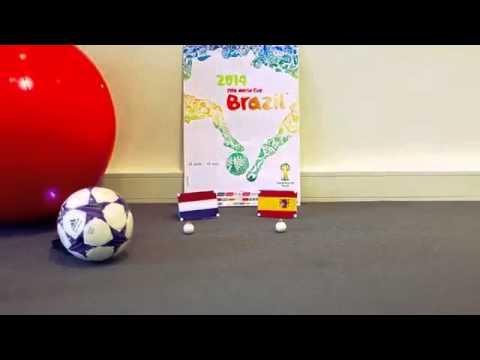 Frits de voorspelfret voorspelt Nederland Spanje WK 2014 nederland spanje