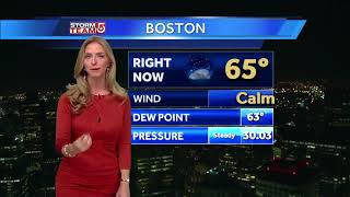 Video: Hot, sunny fall day
