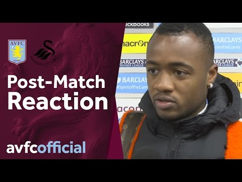 Aston Villa 1-2 Swansea post match reaction
