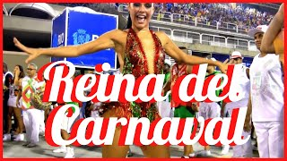 THE ONE YEAR QUEEN OF GRANDE RIO SAMBA SCHOOL: PALOMA BERNARDI ACTRESS