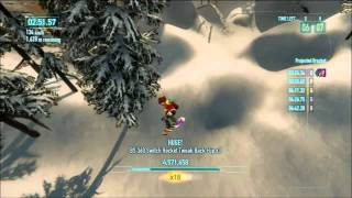 SSX Online Multiplayer