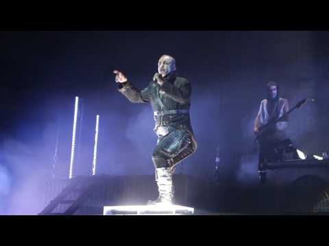 "Rammstein ""Ramm 4/Rammvier""(new song) Rock in Vienna 03.06.2016"