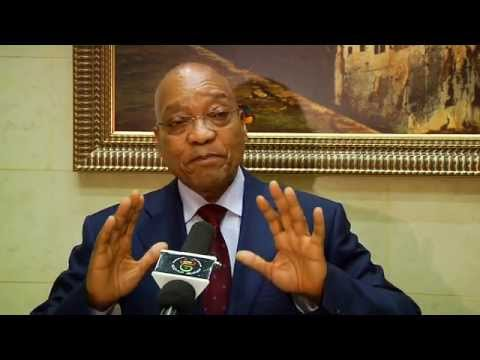 President Jacob Zuma comments on successful elections in Nigeria