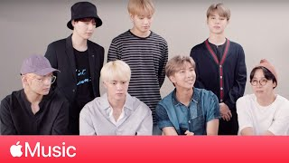 BTS: Love Yourself ? Answer [Full Interview] | Beats 1 | Apple Music