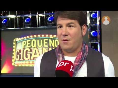 Lucas González ('Pequeños gigantes'): 'Los que he escogido son de quitarse el sombrero'