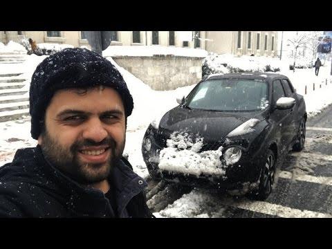 Vlog - İstanbul kar altında