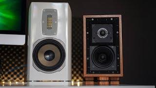 40 year old speaker vs 7 year old speaker - Sound comparison...