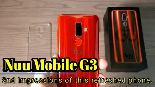 Nuu Mobile G3: 2nd Impressions - New colors, new software, same $200 price tag!