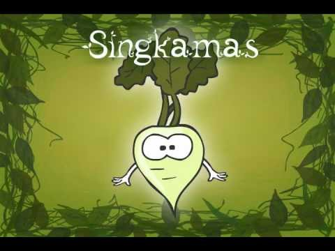Bahay Kubo Animated Philippine Folk Song (Awiting Pambata) with Lyrics