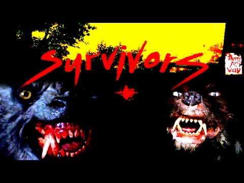 Survivors (Survivers) Beta 3 - Werewolf picks off Andrew, Keith and Carissa one