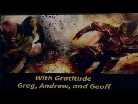 Flash Reverse Flash Revealed ▶ Reverse Flash Revealed For