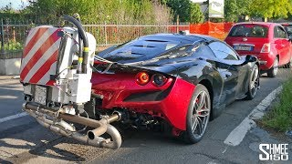 What are Ferrari Testing Here?!
