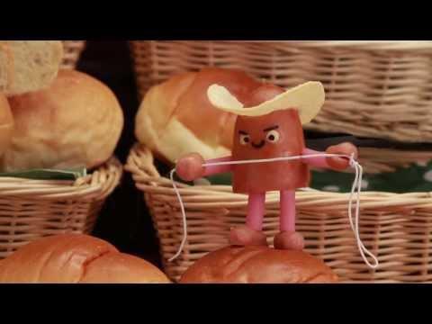 【アニメ】ツインズ イン ベーカリー予告編 Twins In Bakery Trailer [Animation]