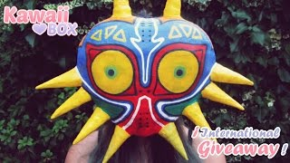 Unboxing Kawaii Box Agosto 2015 + International Giveaway/Sorteo Internacional (feat. Majora