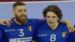 Qualificazioni EURO 2020: Ungheria - Italia 32-29