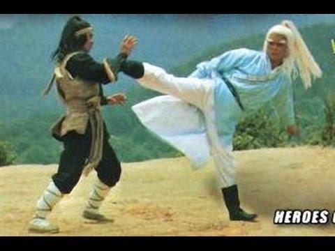 Шаолинь и  Ву Дан   (боевик кунг-фу 1981г)