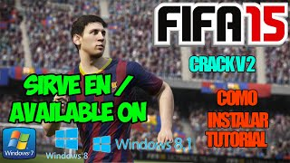 Como Instalar el Crack de FIFA 15 V2 (Windows 7, 8, 8.1) | Dieguiinn