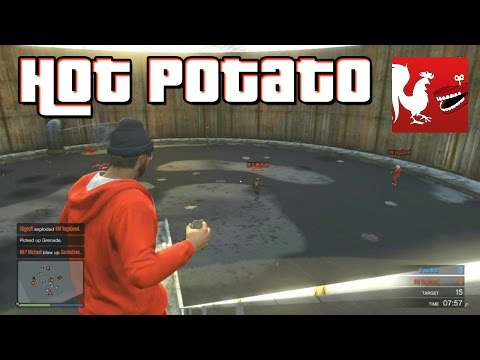 Things to do in GTA V - Hot Potato