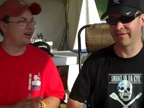 Pork Barrel BBQ Interviews BBQ Pitmaster Clint Cantwell of Smoke in Da Eye