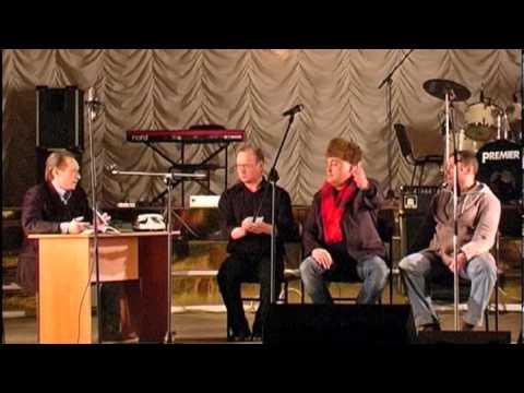 """Театр юмора (СТЭМ НТУ """"ХПИ"""") ПЕРЕОСМЫСЛЕНИЕ 2013 03 30 ветераны СТЭМ"""