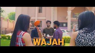 Sidarth Sid | Wajah | Full Video | Latest Punjabi Songs 2018 | Full Video