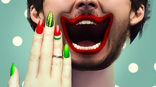 Markiplier Makes: NAIL ART