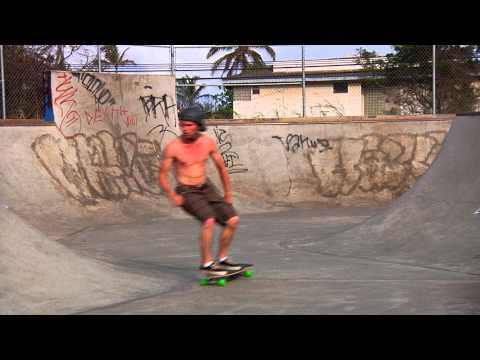 Hawaii Sessions Longboarding pt.8